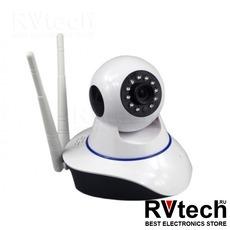 Орбита OT-VNI16 поворотная камера IP WI-FI, Купить Орбита OT-VNI16 поворотная камера IP WI-FI в магазине РадиоВидео.рф, Камеры Wi-Fi для дома