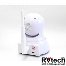 Поворотная WiFi камера Орбита VP-W23 c функцией видеоняни, Купить Поворотная WiFi камера Орбита VP-W23 c функцией видеоняни в магазине РадиоВидео.рф, Камеры Wi-Fi для дома