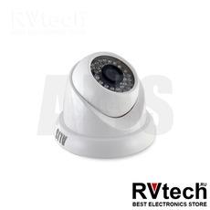 Видеокамера ALIS AHD CAD-107AHD-1mpx (white) 2,8mm/1mpx/Sony/72°/цветная/купольн/внут/ИК подсветка, Купить Видеокамера ALIS AHD CAD-107AHD-1mpx (white) 2,8mm/1mpx/Sony/72°/цветная/купольн/внут/ИК подсветка в магазине РадиоВидео.рф, Камеры AHD