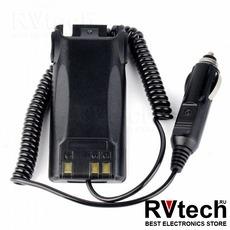 Автомобильный эмулятор питания для Baofeng UV-82, Купить Автомобильный эмулятор питания для Baofeng UV-82 в магазине РадиоВидео.рф, Baofeng