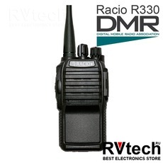 Racio R330 - DMR рации UHF, 5Вт, 32 канала, 2200mAh, Купить Racio R330 - DMR рации UHF, 5Вт, 32 канала, 2200mAh в магазине РадиоВидео.рф, Рации Racio (Россия)