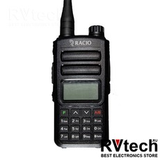 Racio R620 рации VHF; UHF, 5Вт, 200 каналов, 3000mAh, Купить Racio R620 рации VHF; UHF, 5Вт, 200 каналов, 3000mAh в магазине РадиоВидео.рф, Рации Racio (Россия)