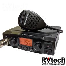 Optim Pilgrim рация СИ БИ (27МГц), Купить Optim Pilgrim рация СИ БИ (27МГц) в магазине РадиоВидео.рф, Optim