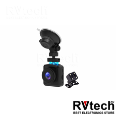 TRENDVISION X2 Dual, Купить TRENDVISION X2 Dual в магазине РадиоВидео.рф, Видеорегистраторы с двумя разнесёнными камерами
