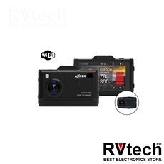 AXPER COMBO HYBRID 2CH Wi, Купить AXPER COMBO HYBRID 2CH Wi в магазине РадиоВидео.рф, Сигнатурные комбо устройства с двумя камерами Wi-Fi