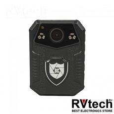 BODY-CAM G-1 нагрудный видеорегистратор для охраны, Купить BODY-CAM G-1 нагрудный видеорегистратор для охраны в магазине РадиоВидео.рф, Нагрудный видеорегистратор