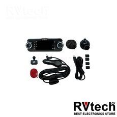 CANSONIC Z3 ZOOM GPS, Купить CANSONIC Z3 ZOOM GPS в магазине РадиоВидео.рф, Видеорегистраторы с двумя камерами в одном корпусе