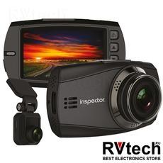 Видеорегистратор Inspector Cyclone, Купить Видеорегистратор Inspector Cyclone в магазине РадиоВидео.рф, Видеорегистраторы Inspector