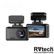 TRENDVISION 4K, Купить TRENDVISION 4K в магазине РадиоВидео.рф, Видеорегистраторы с двумя разнесёнными камерами