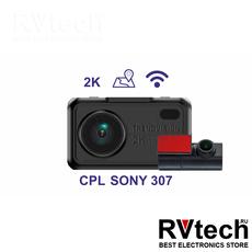TRENDVISION TDR-721S PRO, Купить TRENDVISION TDR-721S PRO в магазине РадиоВидео.рф, Видеорегистраторы с двумя разнесёнными камерами