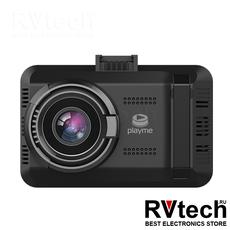 Playme PULSE — новый гибридный Full HD-видеорегистратор с сигнатурным радар-детектором, Купить Playme PULSE — новый гибридный Full HD-видеорегистратор с сигнатурным радар-детектором в магазине РадиоВидео.рф, Комбо-устройства 3 в 1