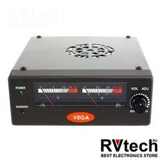 Блок питания VEGA PSS-825M для стационарных радиостанций, Купить Блок питания VEGA PSS-825M для стационарных радиостанций в магазине РадиоВидео.рф, Vega