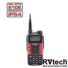 Радиостанция Lira P-580 UV, Купить Радиостанция Lira P-580 UV в магазине РадиоВидео.рф, Рации ЛИРА (LiRA) Россия