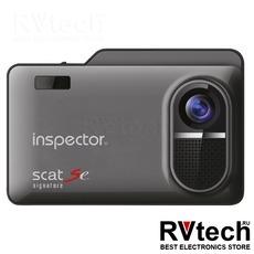Видеорегистратор с сигнатурным радар-детектором Inspector Scat SE (Quad HD), Купить Видеорегистратор с сигнатурным радар-детектором Inspector Scat SE (Quad HD) в магазине РадиоВидео.рф, Сигнатурные комбо (регистраторы с радар-детектором)