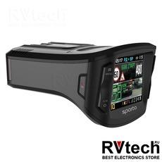Видеорегистратор с радар-детектором Inspector Sparta, Купить Видеорегистратор с радар-детектором Inspector Sparta в магазине РадиоВидео.рф, Комбо (регистраторы с радар-детектором)
