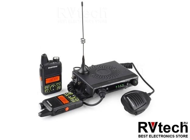 Автомобильная радиостанция Baofeng Mini One UHF, Купить Автомобильная радиостанция Baofeng Mini One UHF в магазине РадиоВидео.рф, Baofeng