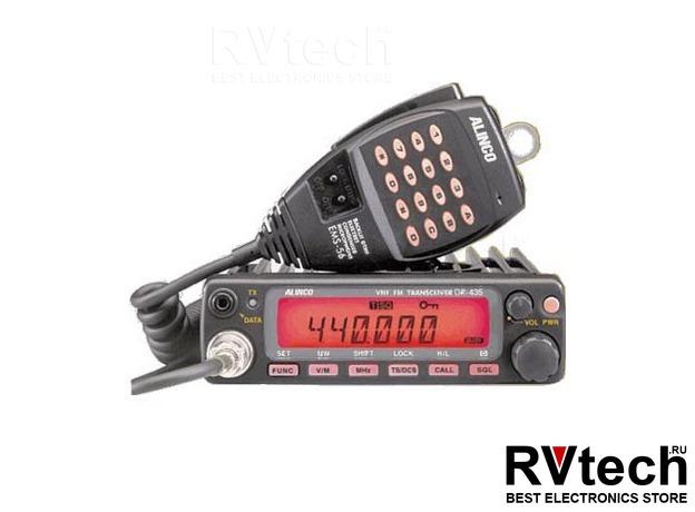 Рация автомобильная ALINCO DR-435T оригинал с доставкой по России, Купить Рация автомобильная ALINCO DR-435T оригинал с доставкой по России в магазине РадиоВидео.рф, UHF/VHF Alinco