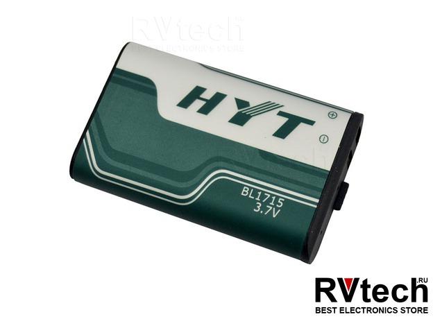 BL1715 - Аккумуляторная батарея Li-Ion, 1700 мАч/ 3.7 В, Купить BL1715 - Аккумуляторная батарея Li-Ion, 1700 мАч/ 3.7 В в магазине РадиоВидео.рф, АКБ для раций