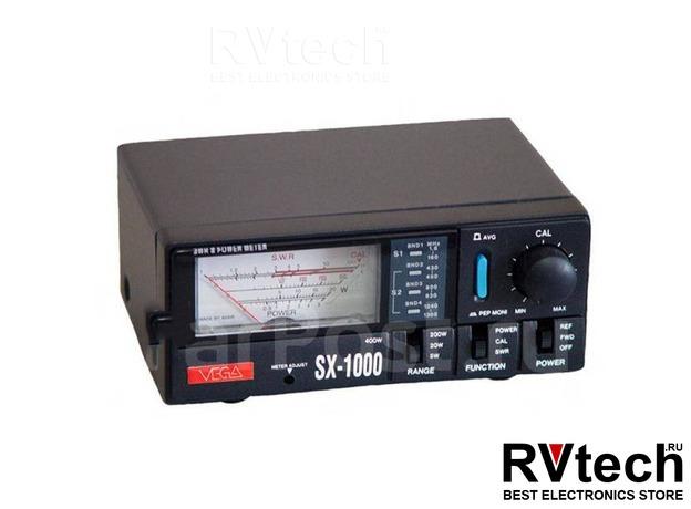 КСВ измерители VEGA SX-1000, Купить КСВ измерители VEGA SX-1000 в магазине РадиоВидео.рф, Vega