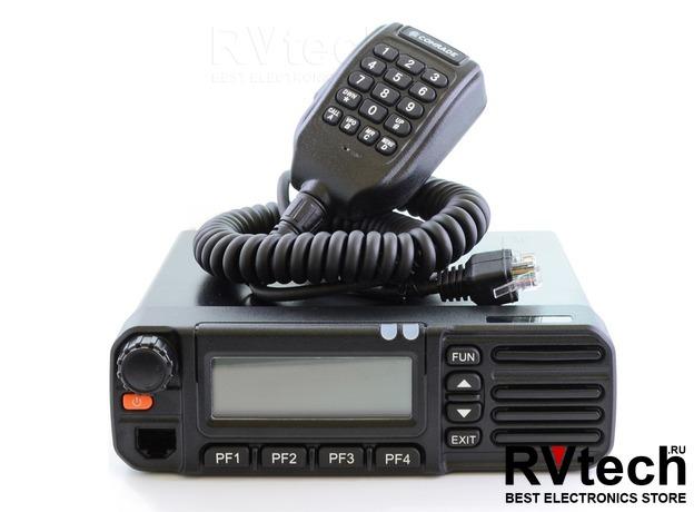 Comrade R90 VHF Автомобильная рация VHF диапазона, Купить Comrade R90 VHF Автомобильная рация VHF диапазона в магазине РадиоВидео.рф, Рации Comrade (Россия)