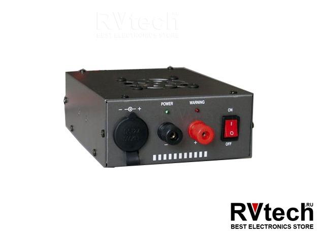 Преобразователь  24 V на 12 V VEGA PСS-630, Купить Преобразователь  24 V на 12 V VEGA PСS-630 в магазине РадиоВидео.рф, Vega