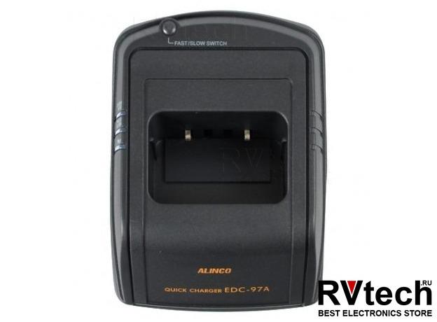 Зарядное устройство P@RUS EDC-97 оригинал с доставкой по России, Купить Зарядное устройство P@RUS EDC-97 оригинал с доставкой по России в магазине РадиоВидео.рф, Зарядное устройство Alinco