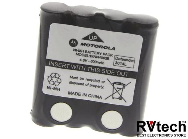 Аккумулятор для Motorola IXNN4002B, Купить Аккумулятор для Motorola IXNN4002B в магазине РадиоВидео.рф, Motorola