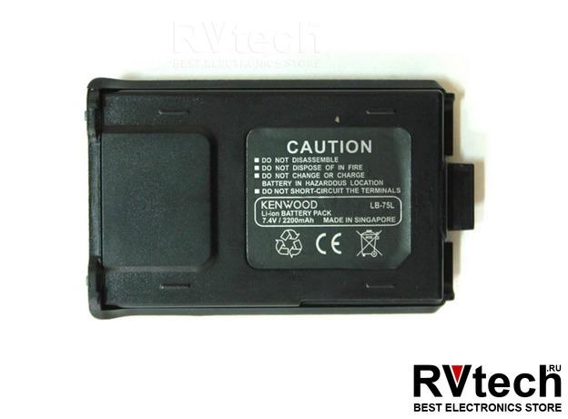 Аккумулятор для Kenwood TH-F8 (тип LB-75L) - 1800 mAh, Купить Аккумулятор для Kenwood TH-F8 (тип LB-75L) - 1800 mAh в магазине РадиоВидео.рф, Kenwood
