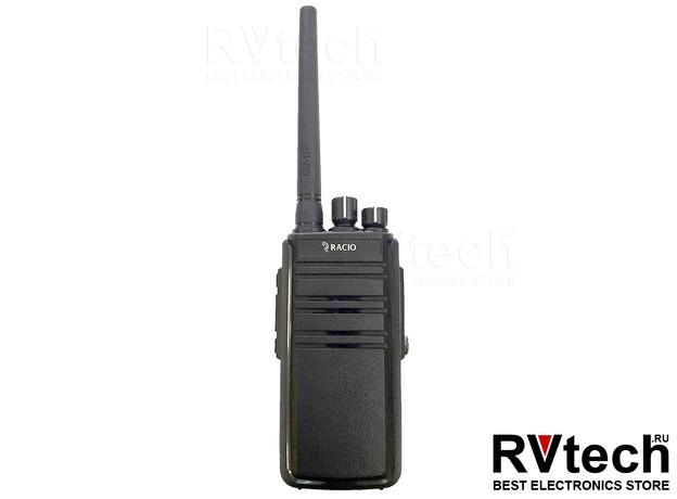 Рация Racio R800 UHF IP67 - Мощность - 10Вт.