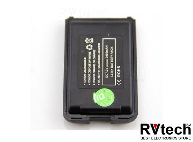 АКБ для Рации Quansheng TG-UV2, Купить АКБ для Рации Quansheng TG-UV2 в магазине РадиоВидео.рф, Quansheng