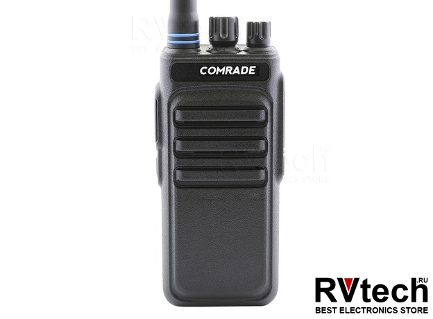 Comrade R5 VHF Портативная рация, Купить Comrade R5 VHF Портативная рация в магазине РадиоВидео.рф, Рации Comrade (Россия)