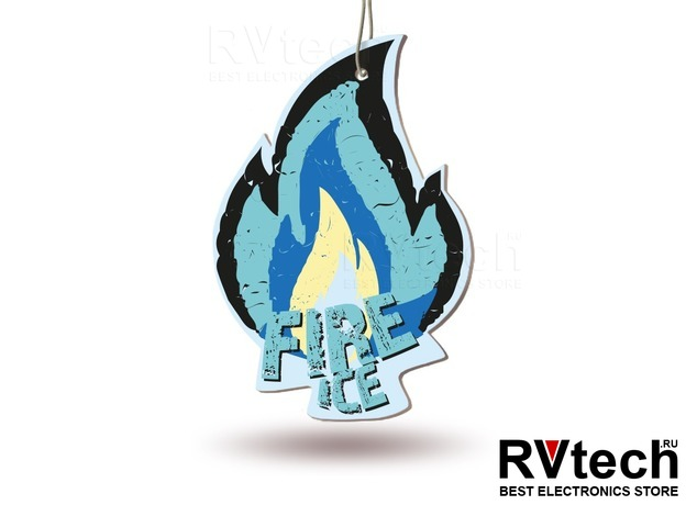 Ароматизатор AVS AFP-009 Fire Fresh (Fire Ice/Огненный лёд), Купить Ароматизатор AVS AFP-009 Fire Fresh (Fire Ice/Огненный лёд) в магазине РадиоВидео.рф, Ароматизаторы