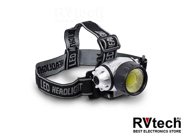 Фонарь налобный AVS HL-12C, Купить Фонарь налобный AVS HL-12C в магазине РадиоВидео.рф, Светотехника