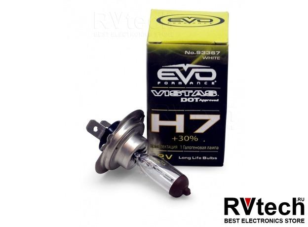 """Галогенные лампы EVO """"Vistas"""" 3200К, Н7, 1 шт., Купить Галогенные лампы EVO """"Vistas"""" 3200К, Н7, 1 шт. в магазине РадиоВидео.рф, EVO """"Vistas"""""""