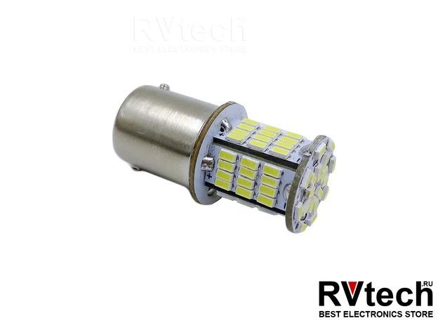 T15 S100A /белый/(BA15S) 78SMD 3014 10-30V 1 contact, коробка 2 шт., Купить T15 S100A /белый/(BA15S) 78SMD 3014 10-30V 1 contact, коробка 2 шт. в магазине РадиоВидео.рф, Светодиодная лампа