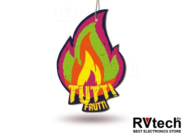 Ароматизатор AVS AFP-012 Fire Fresh (Tutti-frutti/Тутти-Фрутти), Купить Ароматизатор AVS AFP-012 Fire Fresh (Tutti-frutti/Тутти-Фрутти) в магазине РадиоВидео.рф, Ароматизаторы