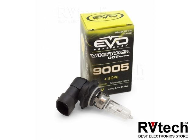 """Галогенные лампы EVO """"Vistas"""" 3200К, 9005-HB3, 1 шт., Купить Галогенные лампы EVO """"Vistas"""" 3200К, 9005-HB3, 1 шт. в магазине РадиоВидео.рф, EVO """"Vistas"""""""