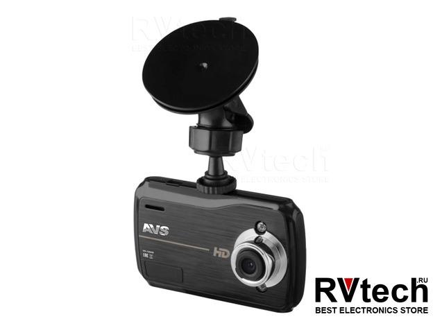 Видеорегистратор автомобильный AVS VR-135HD, Купить Видеорегистратор автомобильный AVS VR-135HD в магазине РадиоВидео.рф, Автоэлектроника