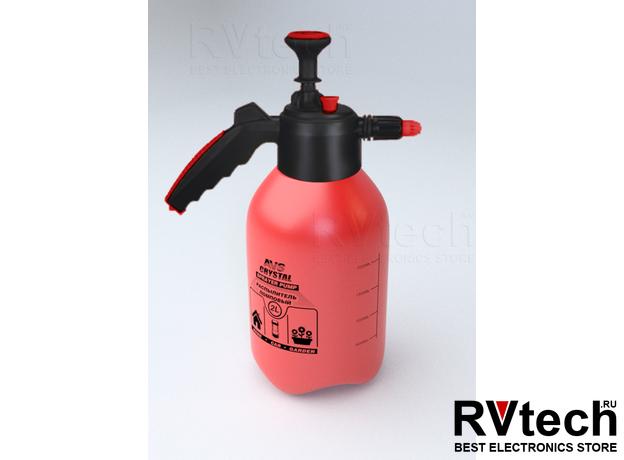 Распылитель помповый AVS CW-02 (2 литра), Купить Распылитель помповый AVS CW-02 (2 литра) в магазине РадиоВидео.рф, Уход за автомобилем