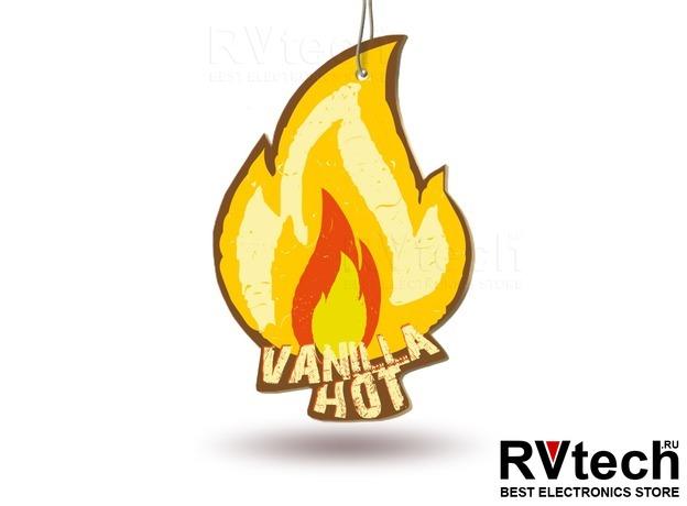 Ароматизатор AVS AFP-001 Fire Fresh (Vanilla/Ваниль), Купить Ароматизатор AVS AFP-001 Fire Fresh (Vanilla/Ваниль) в магазине РадиоВидео.рф, Ароматизаторы