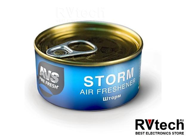 Ароматизатор AVS WC-018 Natural Fresh (аром. Шторм/Storm) (древесный), Купить Ароматизатор AVS WC-018 Natural Fresh (аром. Шторм/Storm) (древесный) в магазине РадиоВидео.рф, Ароматизаторы