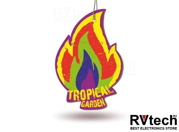Ароматизатор AVS AFP-007 Fire Fresh (Tropical garden/Тропический сад), Купить Ароматизатор AVS AFP-007 Fire Fresh (Tropical garden/Тропический сад) в магазине РадиоВидео.рф, Ароматизаторы