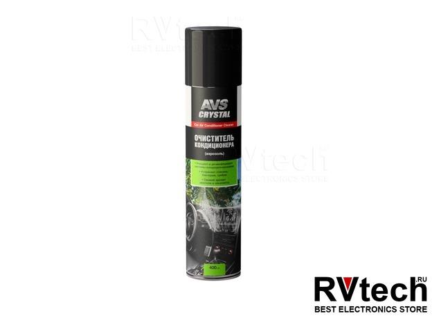 Очиститель кондиционера (аэрозоль) 400 мл.AVS AVK-052, Купить Очиститель кондиционера (аэрозоль) 400 мл.AVS AVK-052 в магазине РадиоВидео.рф, Автохимия и косметика