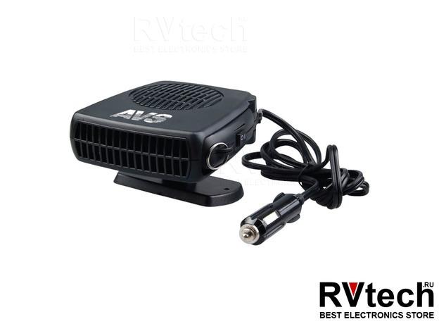 Тепловентилятор автомобильный 24В 150W (3 режима) AVS Comfort TE-311, Купить Тепловентилятор автомобильный 24В 150W (3 режима) AVS Comfort TE-311 в магазине РадиоВидео.рф, Автоэлектроника