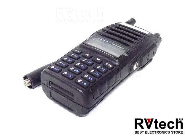 Baofeng UV-82 (8Вт) - 3 режима мощности, Купить Baofeng UV-82 (8Вт) - 3 режима мощности в магазине РадиоВидео.рф, Рации Baofeng Китай