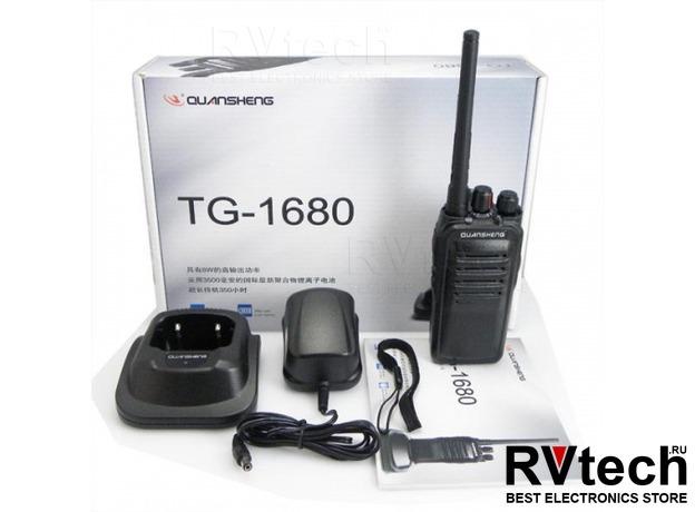 Quansheng TG-1680 (Vector VT-44 Turbo), Купить Quansheng TG-1680 (Vector VT-44 Turbo) в магазине РадиоВидео.рф, Quansheng