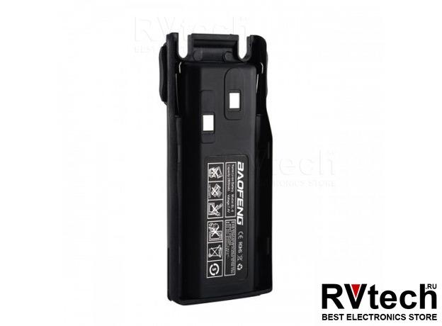 АКБ для Рации Baofeng UV-82 (BL-8) 2800mAh, Купить АКБ для Рации Baofeng UV-82 (BL-8) 2800mAh в магазине РадиоВидео.рф, Baofeng
