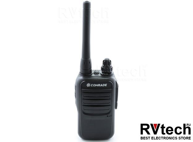 Comrade R1 Портативная рация UHF диапазона, Купить Comrade R1 Портативная рация UHF диапазона в магазине РадиоВидео.рф, Рации Comrade (Россия)