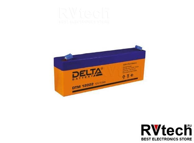 DELTA DTM 12022 (103) - Аккумулятор для UPS. 12 V, 2,2 A, Купить DELTA DTM 12022 (103) - Аккумулятор для UPS. 12 V, 2,2 A в магазине РадиоВидео.рф, Аккумулятор Delta DTM