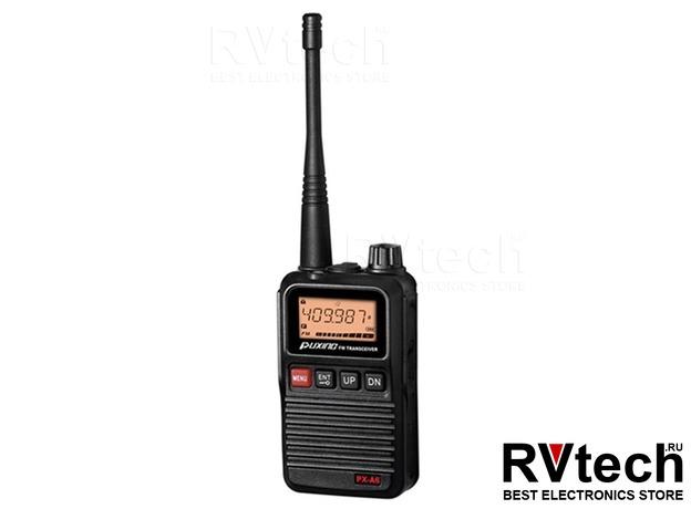 Рация PUXING PX-A6 UHF, Купить Рация PUXING PX-A6 UHF в магазине РадиоВидео.рф, Puxing